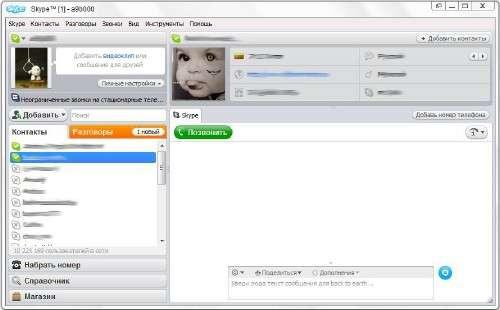 Skype 4.1.32.179 Portable